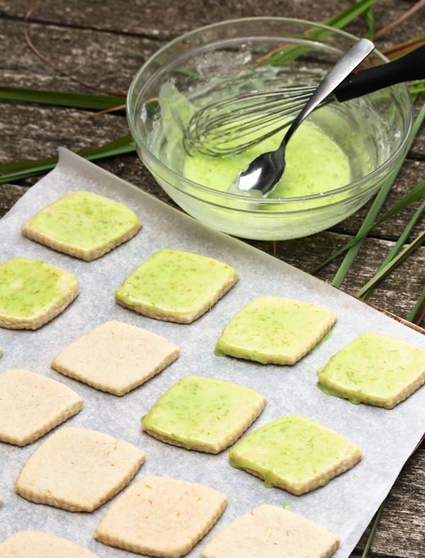 Lemongrass Glaze