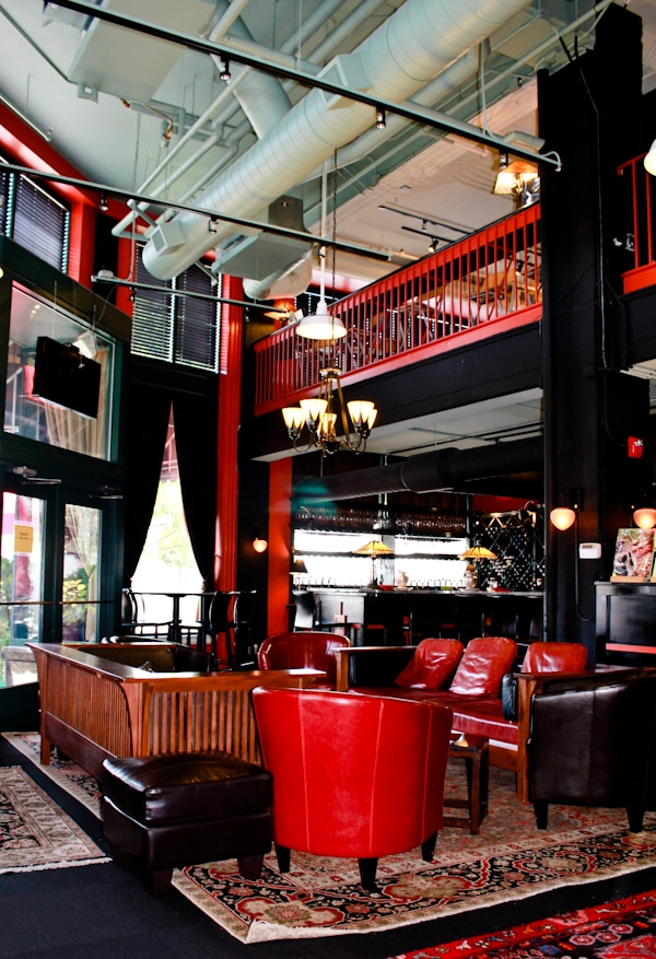 Battery Park Champagne Bar