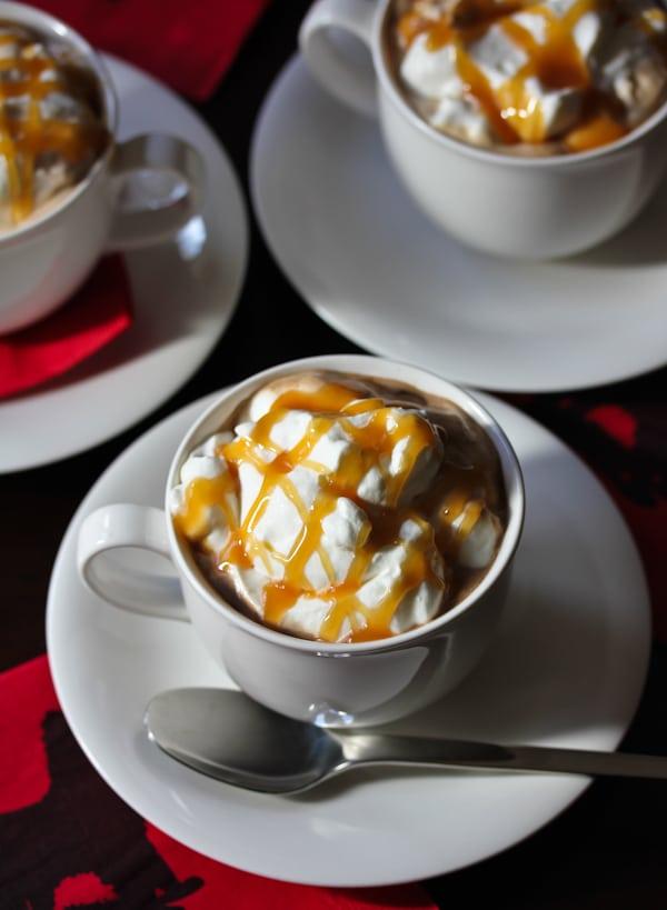 Toffee Caramel Latte Recipe