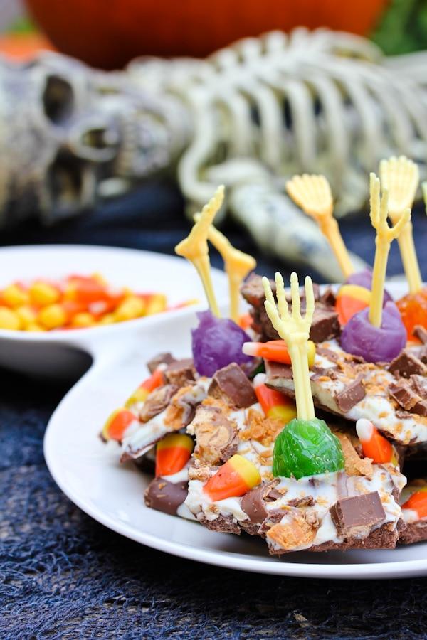 Halloween Bark Recipe
