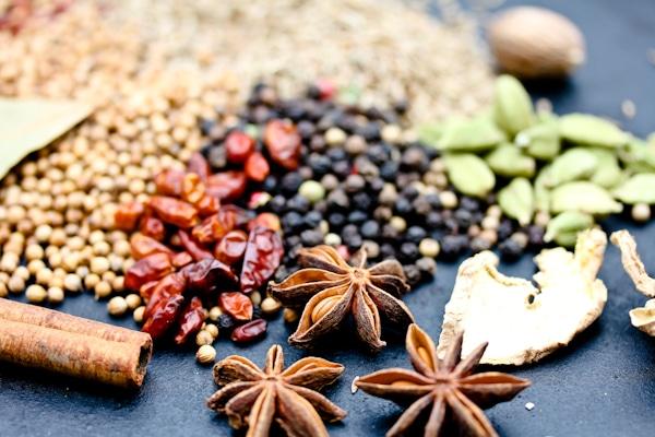 Garam Masala Ingredients