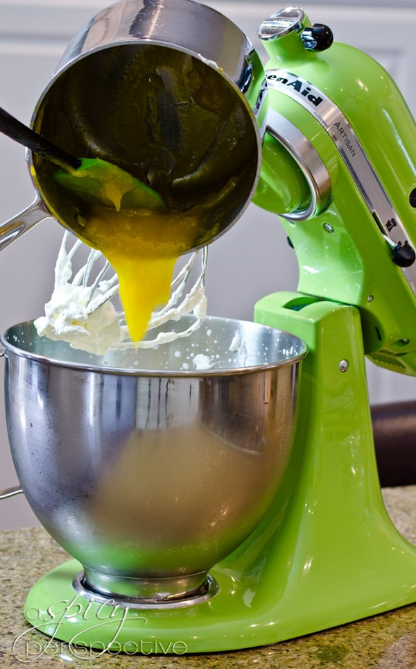 How to make Mango Cream | ASpicyPerspective.com