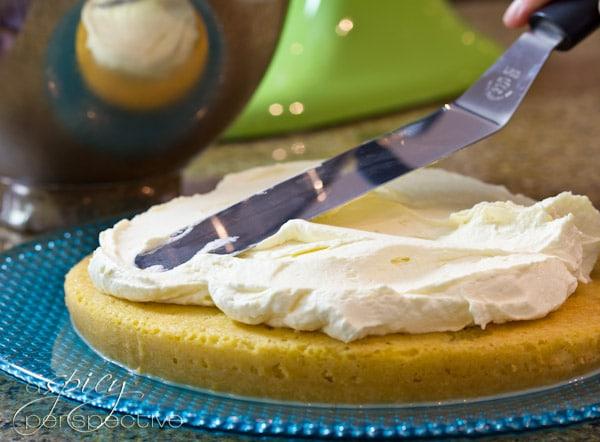 Whipped Mango Cream | ASpicyPerspecitve.com