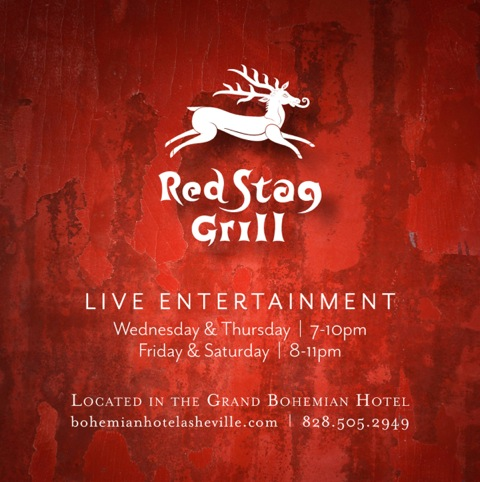 Red Stage Grill, Asheville NC 3