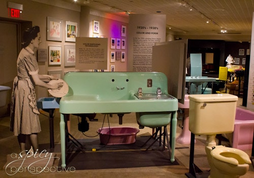 Kohler Design Center | ASpicyPerspective.com #travel