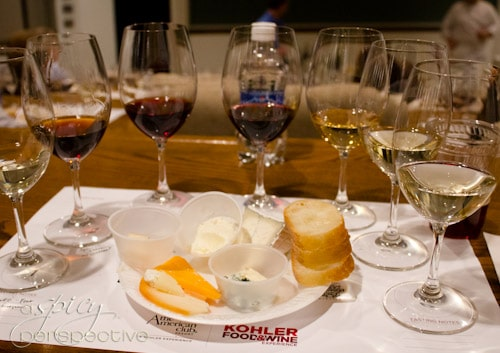 Kohler Food & WIne | ASpicyPerspective.com #travel