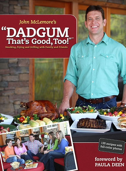 Dadgum, that's good, too!